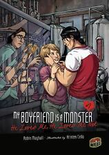 My Boyfriend Is a Monster HE LOVES ME, HE LOVES ME NOT 7 by Robin Mayhall NEW pp
