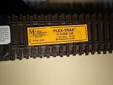 O-SCALE MICRO-ENGINEERING  #12-128 FLEX-TRACK CODE 148  WEATHERED