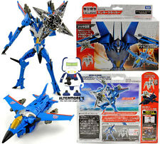 Raro Takara am Skywarp & Thundercracker serie animada Transformers Prime sin usar y en caja sellada