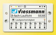 Viessmann 5539 8-fach-Lauflicht #NEU OVP#