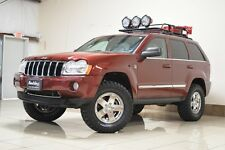 2007 Jeep Grand Cherokee Limited Sport Utility 4-Door