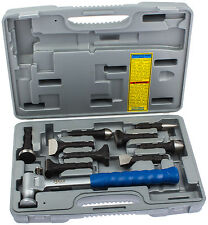 Ausbeulwerkzeug Ausbeul Hammer Set 10-tg ausbeulen Werkzeug Kfz Karosserie Blech