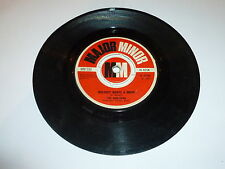 "THE DUBLINERS - Black Velvet Band - 1967 UK 4-prong centre label 7"" vinyl single"