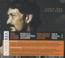 Stony Road & The Blue Jukebox von Chris Rea (2011), Neu OVP, 2 CD Set !!!