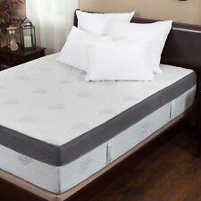 Aloe Gel Infused Memory Foam 15-inch King-size Mattress