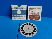 """VINTAGE SAWYER VIEWMASTER REEL """"THE PIED PIPER OF HAMELIN- 1950s"""