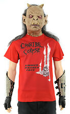 Cannibal Corpse - Hammer Smashed Face T-SHIRT M Deicide Suffocation Carcass