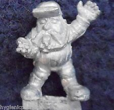 1988 Dwarf Bloodbowl 2nd Edition Referee 3 Citadel BB105 Team Fantasy Football