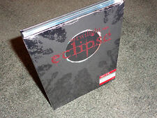THE TWILIGHT SAGA-ECLIPSE Collector's Set w/photo cards,Music videos-Muse,Metric