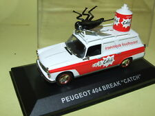 PEUGEOT 404 BREAK CATCH Tour de France ALTAYA 1:43
