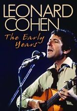 Leonard Cohen - The Early Years NEW DVD