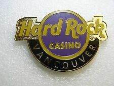 VANCOUVER Casino,Hard Rock Cafe ,Round Logo Magnet,Not Opener