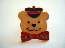 PINS RENE DERHY MODE FASHION