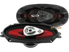 "Boss CH4330 4""x10"" 400 Watts 3-Way Chaos Exxtreme Series Full Range Car Speakers"