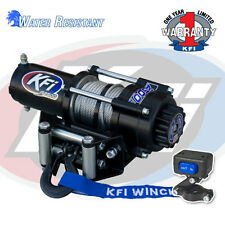 2500 lb KFI Winch Kit Combo A2500-R2 Arctic Cat Prowler ATV, Can-Am Outlander