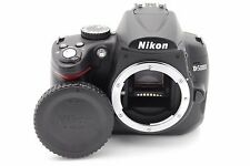 NIKON D5000 12.3MP 2.7''SCREEN DSLR CAMERA BODY - SHUTTER COUNT 189
