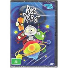 DVD ROB THE ROBOT SPACE RACE TV 12Episodes Kids Animated Adventure REGION4 [BNS]
