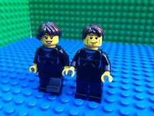 Lego Wetsuit SWIMMERS Surfers Female Male Minifigures Minifigs