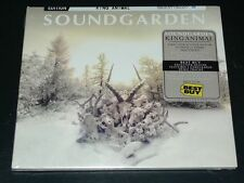 King Animal [Best Buy Exclusive] by Soundgarden (CD, Nov-2012, Mercury)