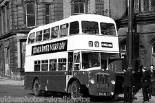 Derby Corporation 115 KRC115 Daimler CVG6 Bus Photo Ref P314