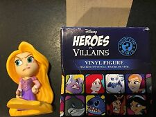 Disney Heroes vs Villains FUNKO Mystery Minis Loose Figure RAPUNZEL Hot Topic Ex