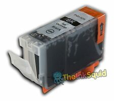 1 PGI-525BK Black Ink Cartridge for Canon Pixma iX6550