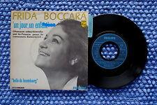 FRIDA BOCCARA / SP PHILIPS B 370.792 F / BIEM 1969 ( F )