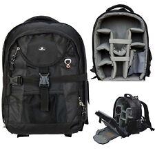 SLR Backpack Camera Bag for Nikon Coolpix D4 D5000 D5100 D5200 D5300 D600 D610