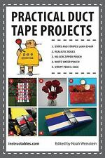 Practical Duct Tape Projects, Instructables.com, New Books