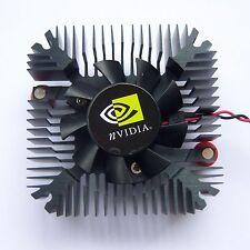 NVIDIA 55mm 2 Pin PC GPU Cooling Fan Video Card Graphics VGA Heatsink Cooler F23
