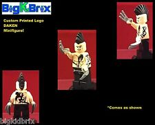 DAKEN Wolverine Son Marvel Custom Printed Lego Minifigure No Decals Used!