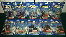Star Wars AOTC Basic Lot Anakin Skywalker Jar Jar Binks Shaak Ti Taun We Nikto +
