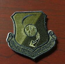 AIR FORCE PATCH, MULTI-CAM, 438TH AIR EXPEDITIONARY ADVISORY GROUP, W/VELCRO