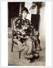 Vietnam - The Last Empress - Nam Phuong 3. Reproduction Postcard. New. Unused.