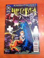 BATMAN SAGA nr 14 KNIGHTQUEST La Crociata DC PLAY PRESS 1996 OTTIMO