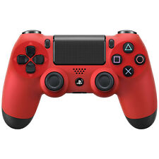 100% Genuine Sony Playstation 4 Dualshock 4 Controller Magma Red PS4