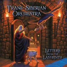 Trans-Siberian Orchestra - Letters From The Labyrinth (2015) CD - neu und ovp