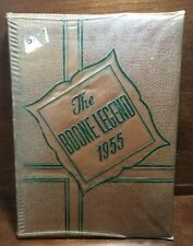 The Boone Legend William R. Boone High School Orlando Florida Yearbook 1955