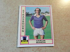 original FOOTBALL STICKER PANINI FOOT 80 1980 Carlos BIANCHI (Nr 319)