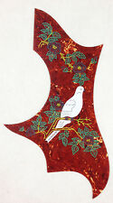 NEW Big Pickguard For Gibson / Epihone DOVE Acoustic Guitar , Red Tortoise