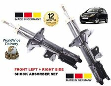 FOR CHEVROLET MATIZ 0.8 1.0 2005--  2x FRONT LEFT & REAR SHOCK ABSORBER SET