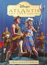 Atlantis: The Lost Empire: A Read-Aloud Storybook