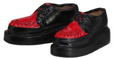 Sekiguchi Black/Red Rubber-Soled Shoes for momoko in US