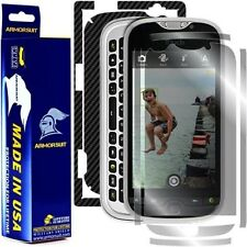 ArmorSuit MilitaryShield HTC MyTouch 4G Slide Screen Protector + Black Carbon