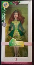 Festivals Of The World Irish Dance Barbie Dolls Of The World 2006 MINT PINKLABEL