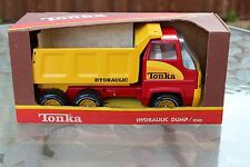 Tonka Ultimate 1974 Hydraulic Dump Truck 2585 NMIB Construction Art High Grade