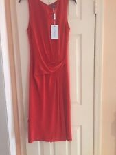 Women's Salvatore Ferragamo Red Dress