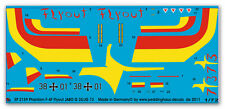 1/72 Decals für Phantom F-4F Flyout Jabo 35  2159