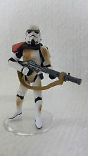 Star Wars ROTS Evolutions Tatooine Imperial SANDTROOPER OFFICER action figure
