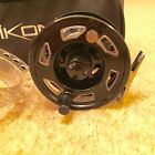 IKONIX #7/8 CASSETTE Fly Reel Set with FOUR spools & Reel case NEW/UNUSED